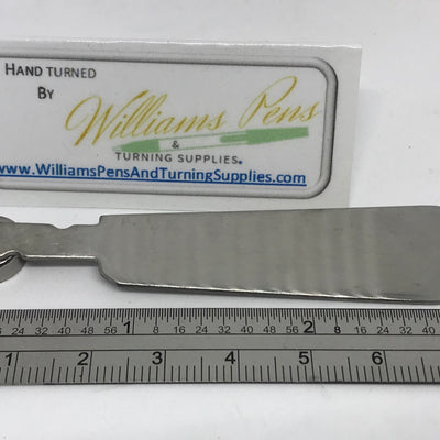 Stainless Steel Cheese Knife Kit - Williams Pens & Turning Supplies.