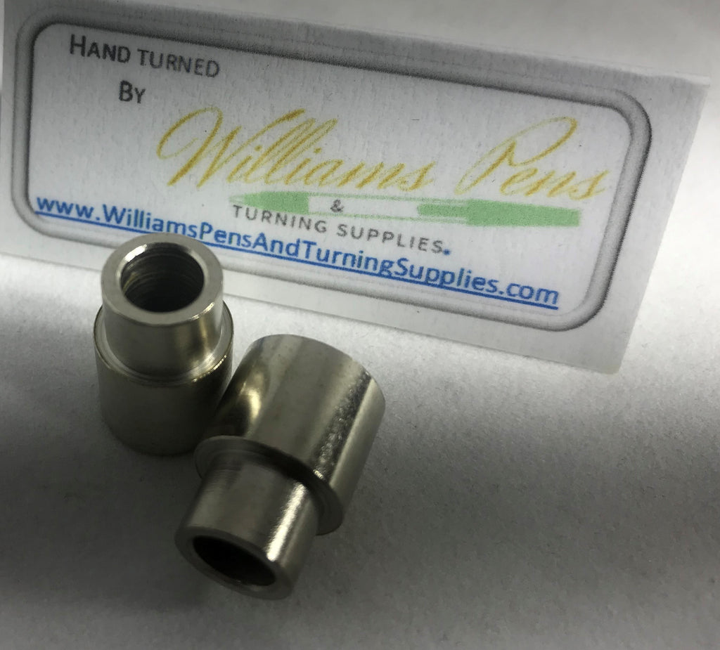 Bushings for Mini Click Pen and Whistle/Secret Compartment - Williams Pens & Turning Supplies.