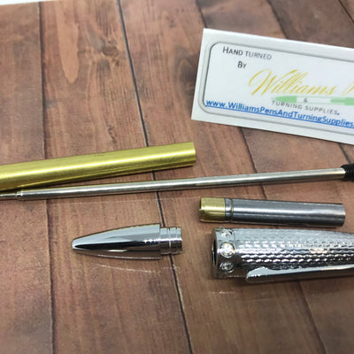 Chrome Marchesa Pen Kit