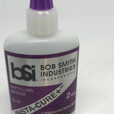 Insta-Cure+ Gap Filling 2oz CA Glue Medium - Williams Pens & Turning Supplies.