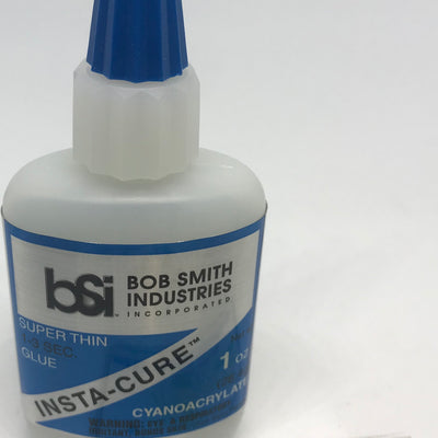 Insta-Cure Super Thin CA Glue 1oz - Williams Pens & Turning Supplies.