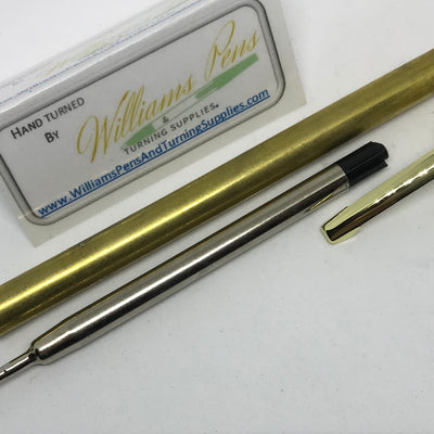 Gold Handy Pen Kit - Williams Pens & Turning Supplies.
