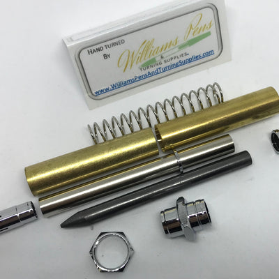 Chrome Tool Box Pencil Kit - Williams Pens & Turning Supplies.