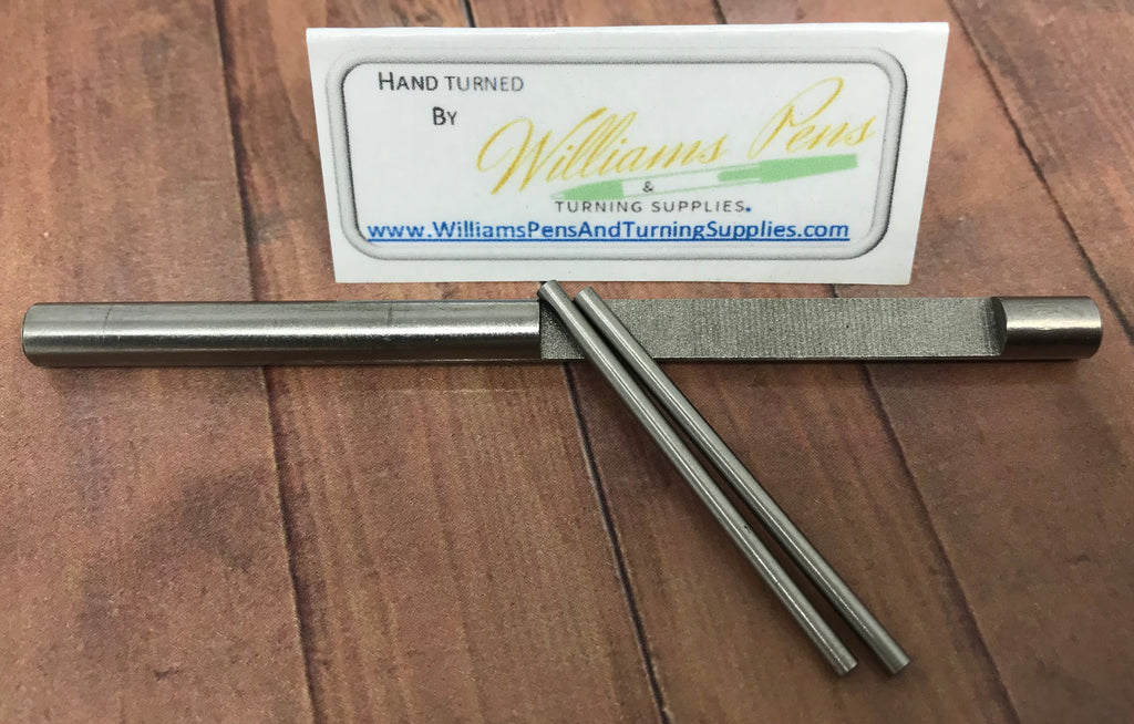 7mm Closed End Pen Mandrel - Williams Pens & Turning Supplies.