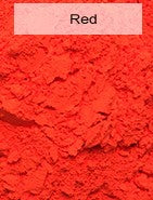 Fluorescent Red Mica Pigment  Neon 50GM