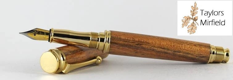 TM Omega Fountain Pen Kit Upgraded Gold
