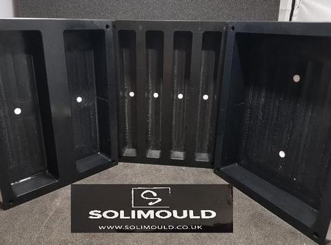 Solimould Slab Mould - Williams Pens & Turning Supplies.