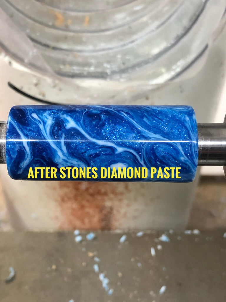 1k Stones White Diamond Polishing paste 2oz