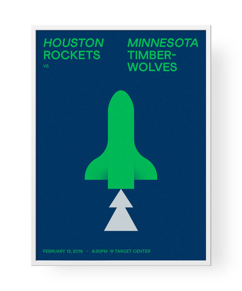 Minnesota timberwolves vs Houston Rockets