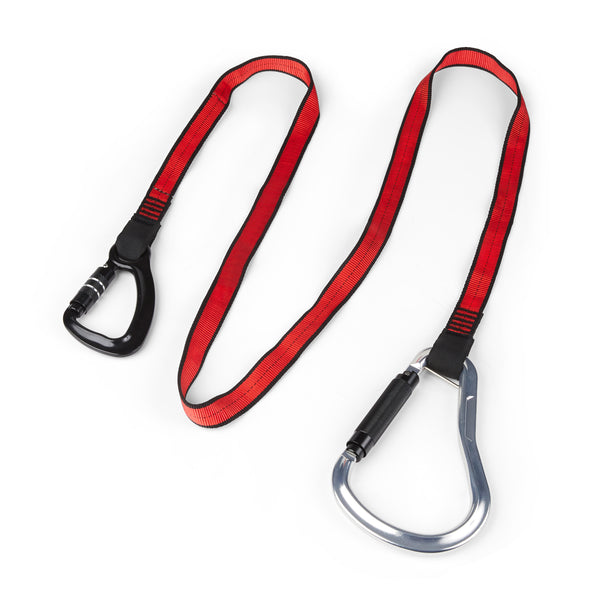 Webbing Tether Extra Heavy-Duty Dual-Action - 36.9kg