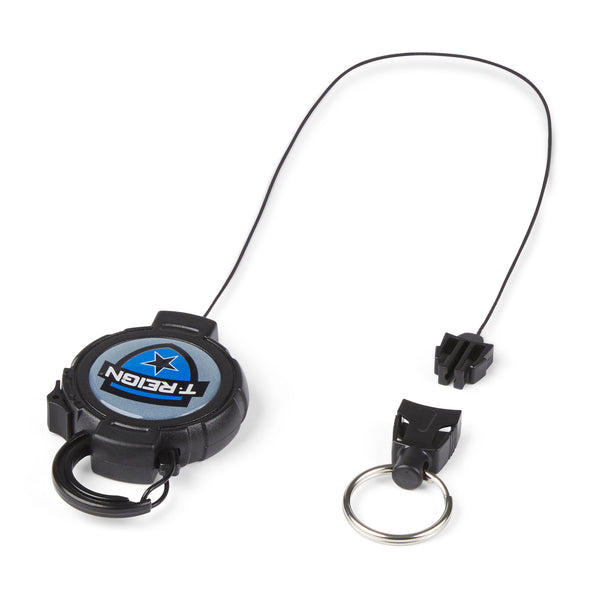 T-Reign Retractable Gear Tether With Lock - 0.5kg