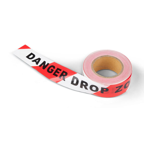 """DROP ZONE"" Barrier Tape"