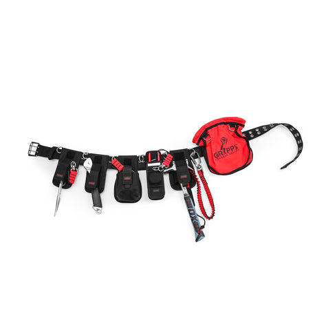 Formworkers Kit - 5 Tool Retractable (Bolt-Safe Pouch Edition)