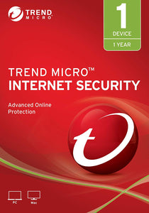 Trend Micro Internet Security (Electronic Download)