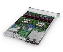 Load image into Gallery viewer, HPE ProLiant DL360 Gen10 5220 1P 32GB-R P408i-a NC 8SFF 800W PS Server