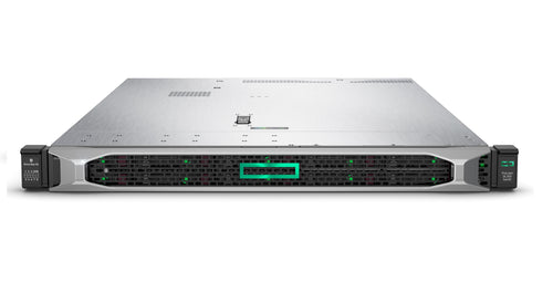 HPE ProLiant DL360 Gen10 5220 1P 32GB-R P408i-a NC 8SFF 800W PS Server