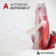 Load image into Gallery viewer, AutoCAD LT 2D Drafting