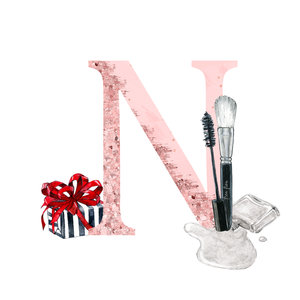 BLACK FRIDAY Alphabet Makeup Brush Holder