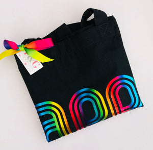 Retro Tote Shopper Bag