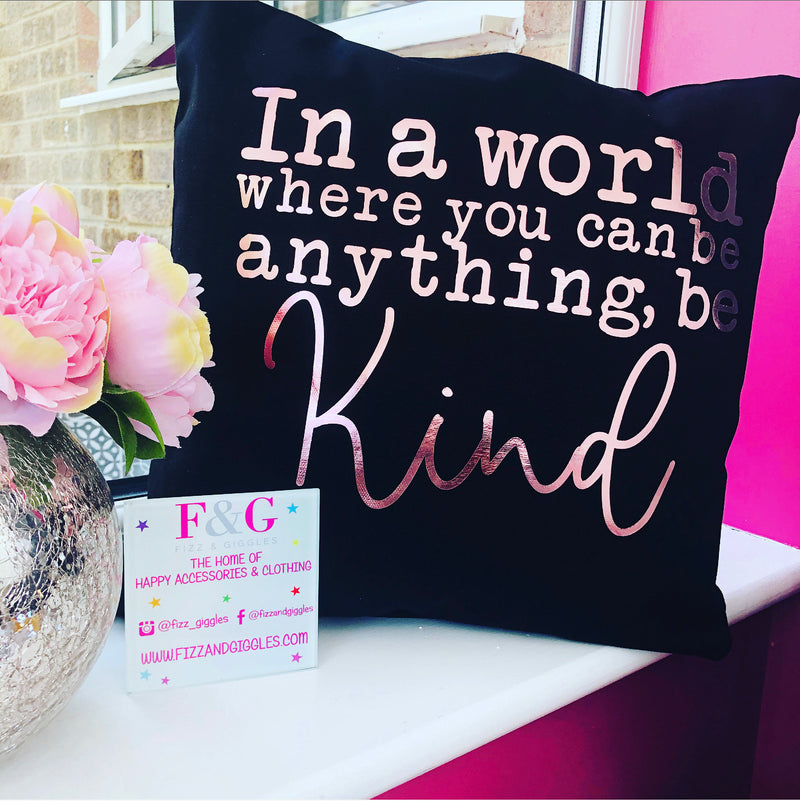 Be KIND Cushion