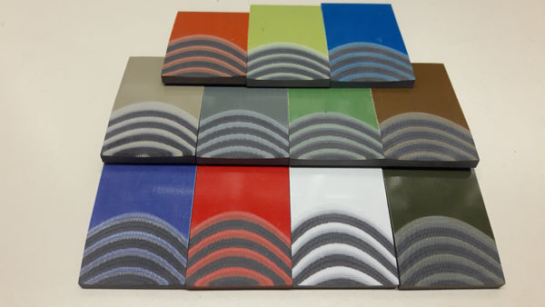 G-10 multi color sheet 6.5mm