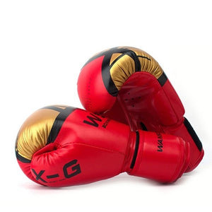 WANSDA X-G 12 Boxing Gloves