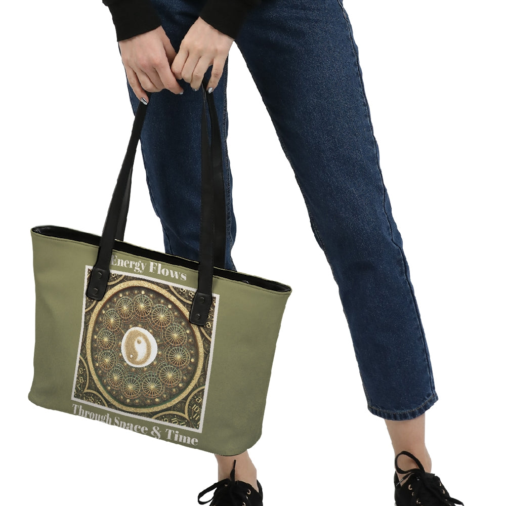 Energy Yin & Yang Stylish Tote