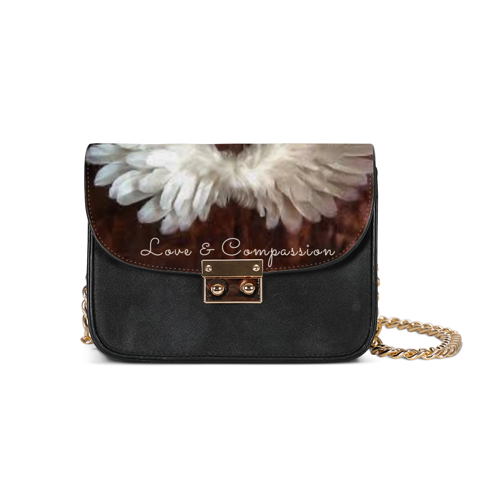 Hymn of Angels Small Shoulder Bag