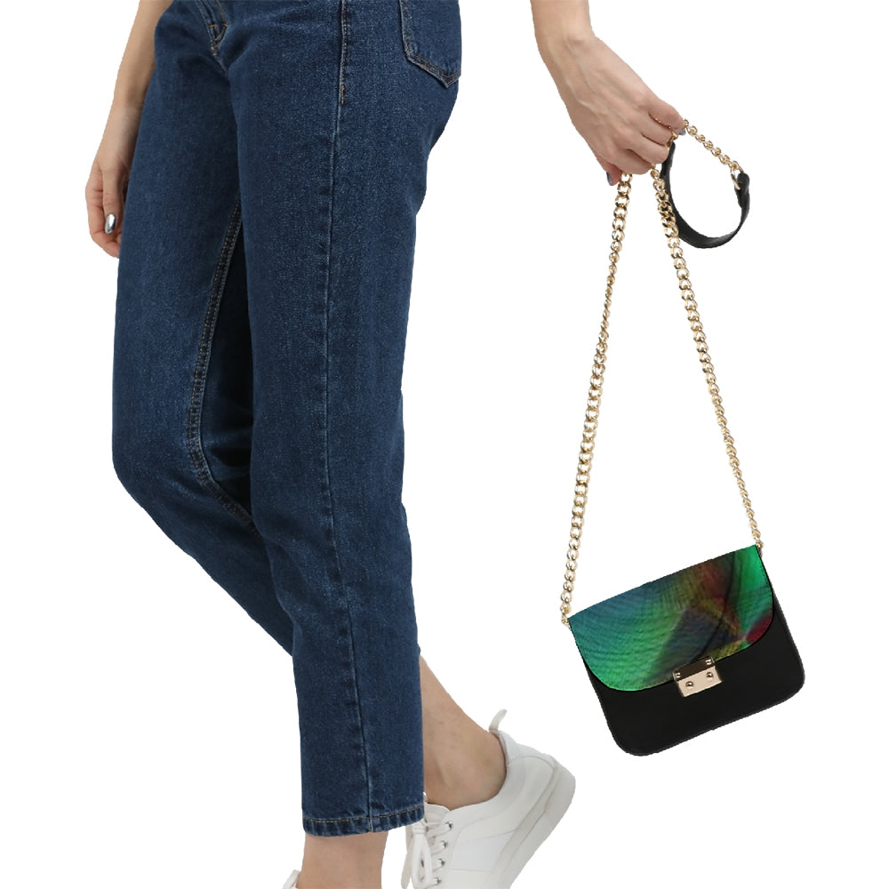 Intent Becomes Reality Small Shoulder Bag