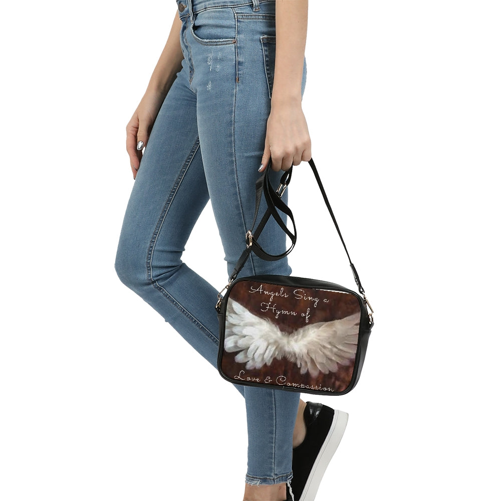 Hymn of Angels Crossbody Bag