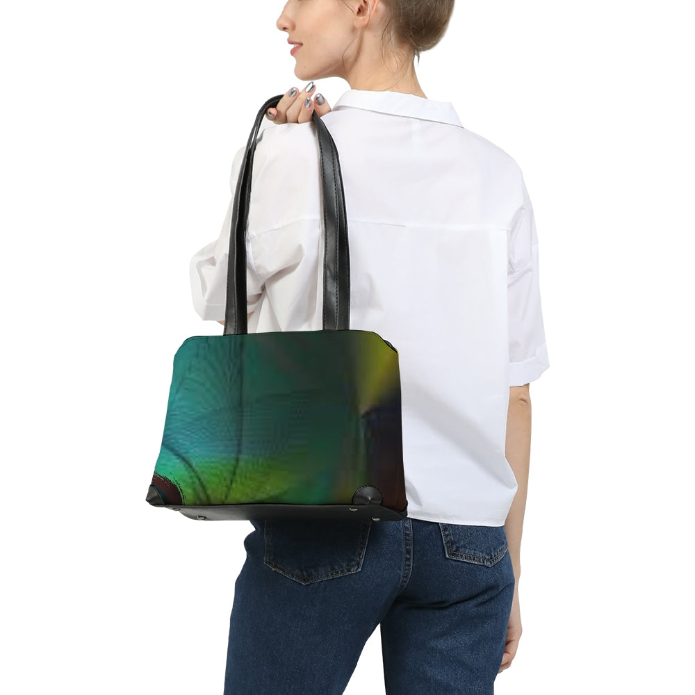 Intent Becomes Reality Shoulder Bag