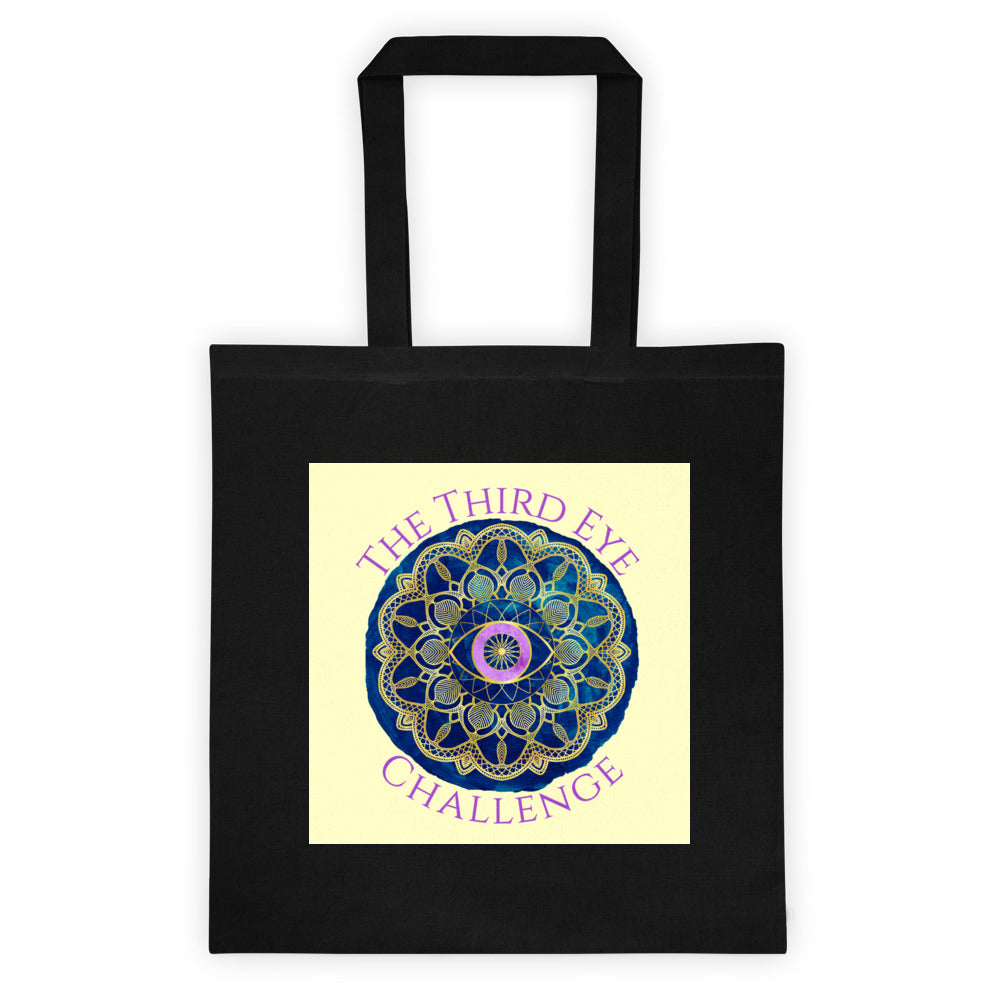 Third Eye Challenge Show Tote bag