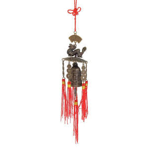 Feng Shui Blessing Wind Chime for Good Luck