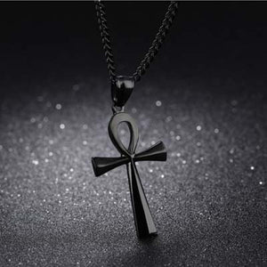 Egyptian Ankh Pendant with Chain