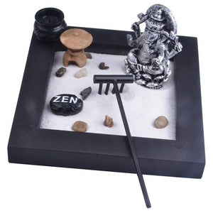 Japanese Mini Zen Table Garden Set