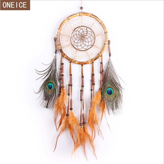 Nordic Feather Dreamcatcher
