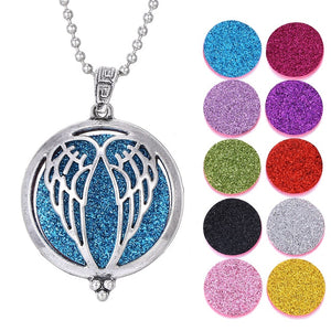 Essential Oil Diffuser Necklace
