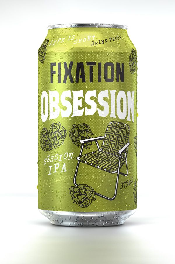 Fixation Obsession IPA