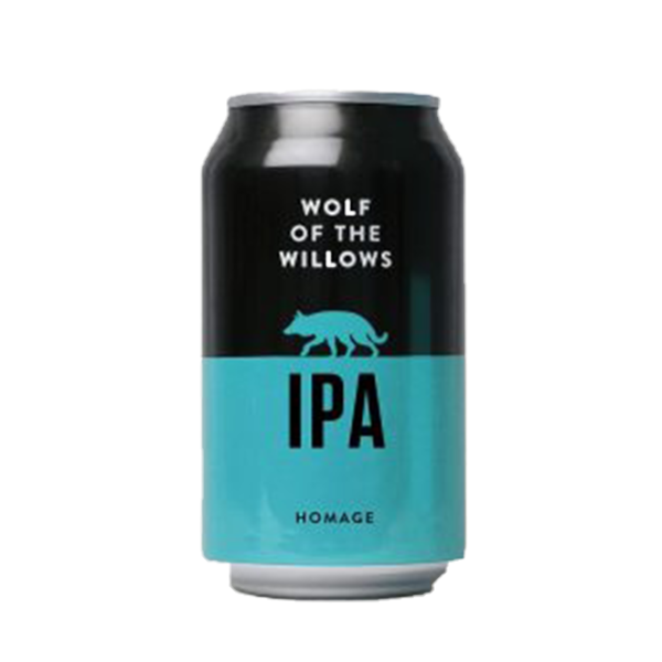 Wolf Of The Willows IPA