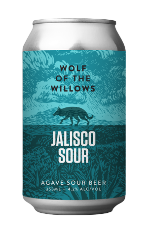 Wolf Of The Willows Jalisco Sour