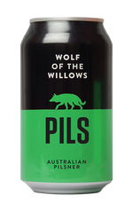 Wolf Of The Willows Pilsner