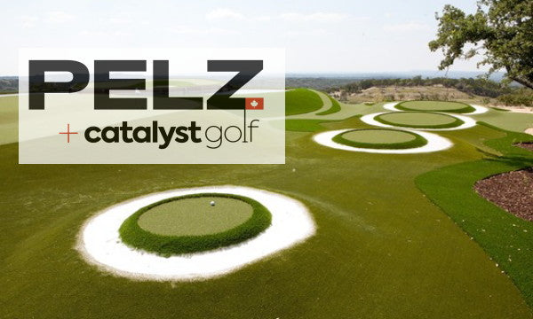 Catalyst Golf & Dave Pelz Bring Fun To Canadian Golf
