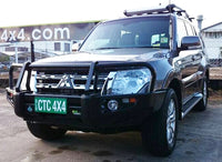 Mitsubishi Pajero Ironman Deluxe Commercial Bull Bar BBCD045
