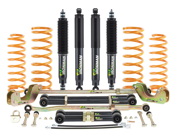 "Nissan GQ Patrol Ironman 4"" Suspension Kit"