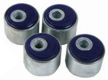 2 Degree Caster Bushes Toyota LandCruiser 76 Series