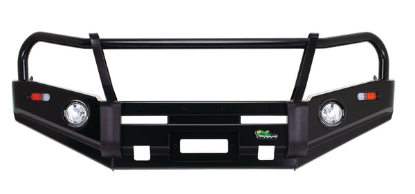 Ironman Deluxe Commercial Bull Bar Mitsubishi Pajero