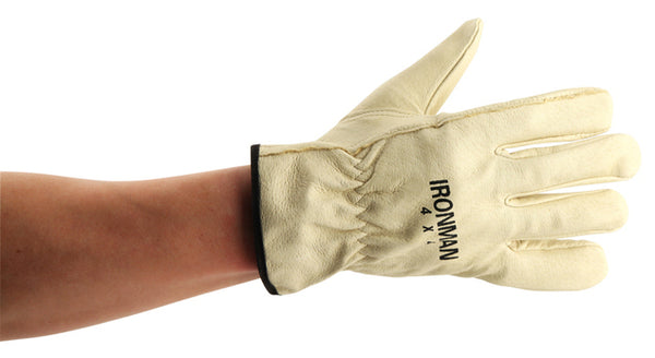 Ironman Leather Gloves IGLOVES