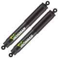 Rear Foam Cell Pro Shocks Nissan Navara NP300 Coil Rear