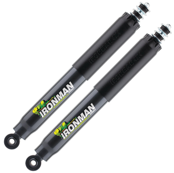 Ironman Foam Cell Pro Shocks Ford Courier