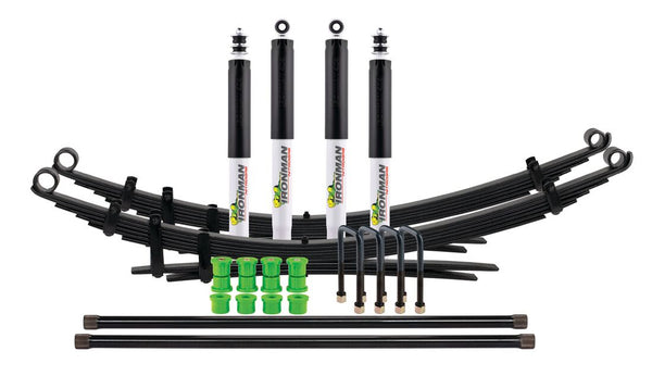 Holden Rodeo Ironman Suspension Kit KB/TF